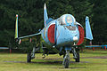 Yakolev Yak-38 Forger 38 yellow (7903031566).jpg