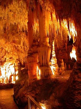 Yarrangobilly Caves - Yarrangobilly Caves