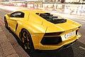 Yellow aventador (6888958249).jpg