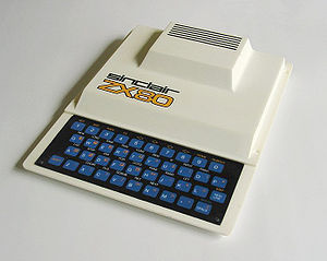 The Sinclair ZX80 (1980). It was the immediate...