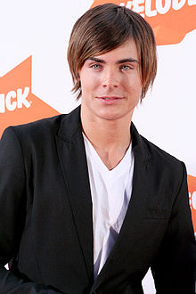 Zac Efron ai Nickelodeon Kids' Choice Awards 2007