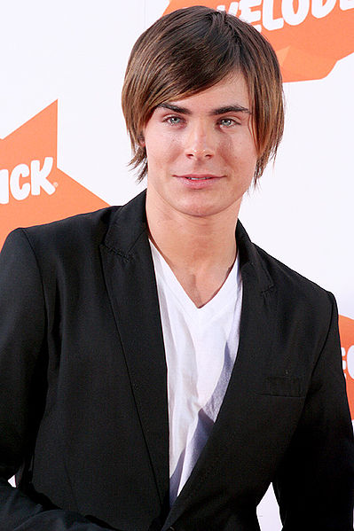 Zac Efron  haircuts