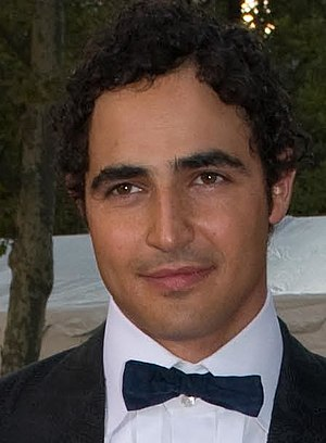 Zac Posen - Posen at the Metropolitan Opera opening, September 22, 2008