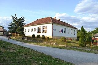 Zacharovce Village in Slovakia