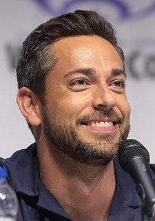 Zachary Levi American actor, comedian and singer