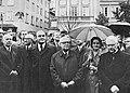 Zakończenie I etapu odbudowy Zamku Królewskiego 19 lipca 1974a.jpg