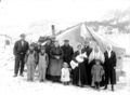 Zanetell tent at Forbes tent colony.png