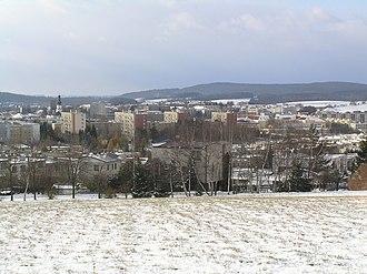 Žďár nad Sázavou - Image: Zdar Nad Saz 2