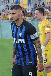 Seconda Maglia Inter Milan MAURO ICARDI