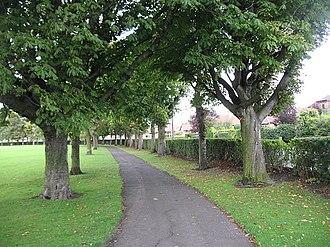 Grangemouth - Zetland Park, off Abbotsgrange Road