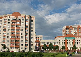 Image illustrative de l'article Jeleznogorsk (oblast de Koursk)