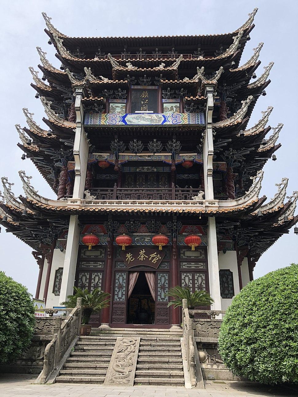 Zhenjiang Pavilion %EF%BC%88Yichang%EF%BC%89 03