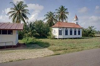 Welgelegen, Coronie District Resort in Coronie District, Suriname