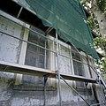 Zicht op schijnvensters in de steigers - Megchelen - 20424342 - RCE.jpg