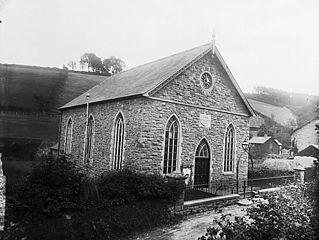 Zion Chapel (Bapt), Llanfair Caereinion
