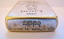 Zippo - Wikipedia