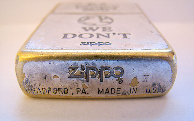 http://upload.wikimedia.org/wikipedia/commons/thumb/2/24/Zippo_bottom.jpg/800px-Zippo_bottom.jpg
