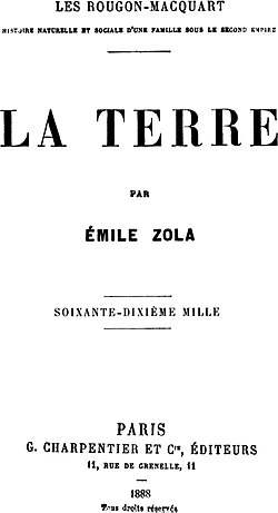 Image illustrative de l'article La Terre (Zola)