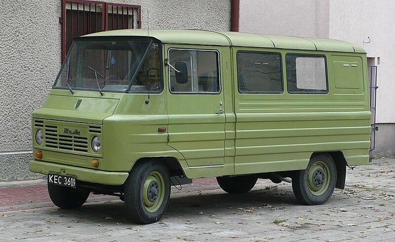 Żuk (Жук) - марка польских лёгких грузовых автомобилей.