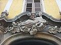 Zum Blauen Stern Graz Detail Apotheose Heiliger Johannes Nepomuk 2011-08-09.jpg