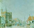 Zwolle Diezerpoort Aquarel.PNG