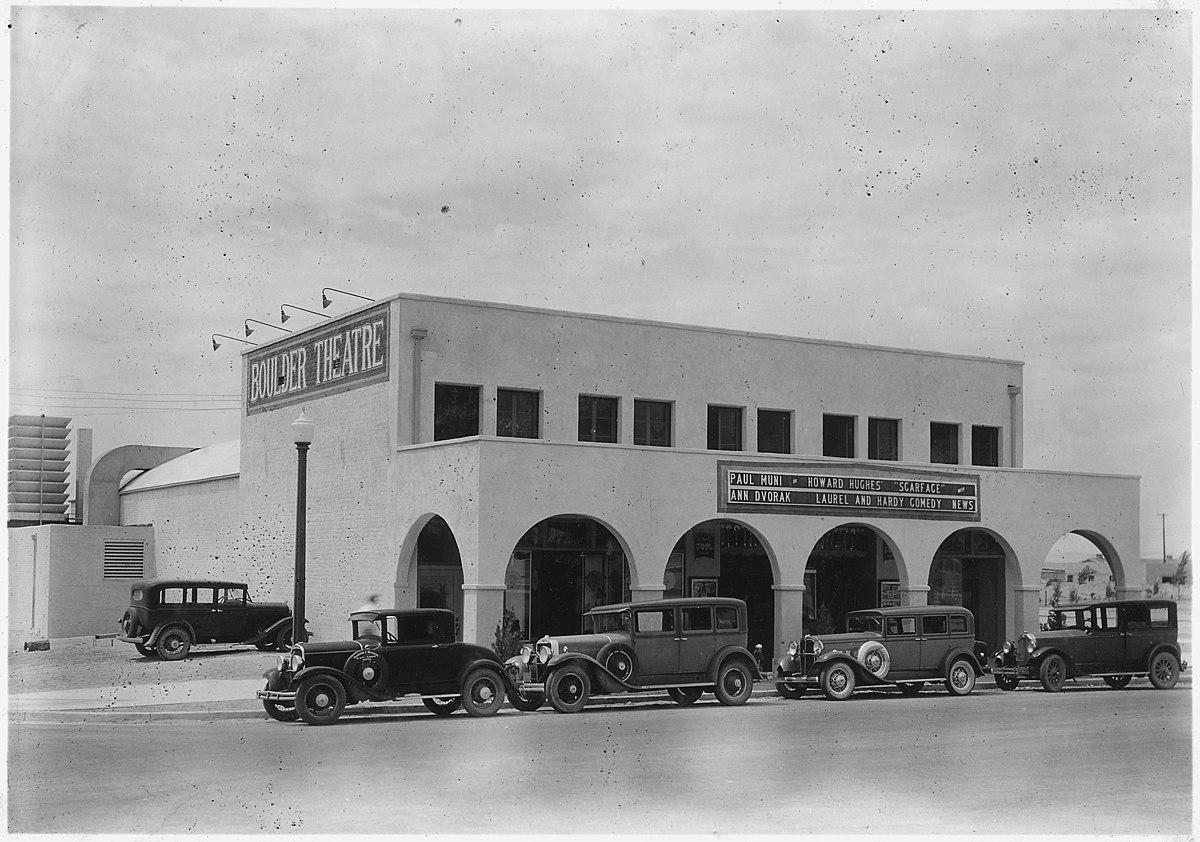 Boulder City Historic District - Wikipedia