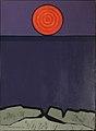"""Tramonto"", oil, 65 x 54 cm, 1979.jpg"