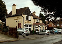The Wheatsheaf public house