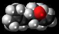 (R)-Linalool molecule spacefill.png