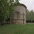 Ábside de la Iglesia de San Juan Bautista, Palencia.jpg