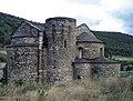 Ábside lateral y campanario Sant Serni de Tavèrnoles.jpg