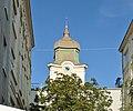 Ägydiuskirche Gumpendorf, tower, Vienna.jpg