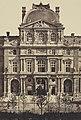 Édouard Baldus, The Pavillon Sully, Louvre, Paris - Getty Museum.jpg