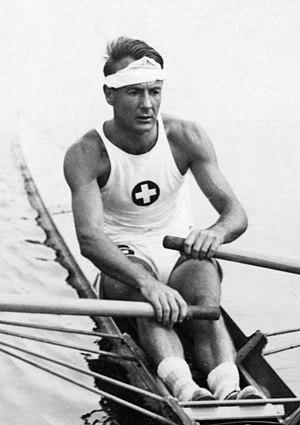 Édouard Candeveau - Édouard Candeveau at the 1928 Olympics