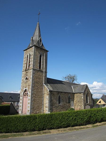 Saint-Brice, Manche