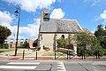 Église Saint-Médard-et-Sainte-Radegonde de Pecqueuse le 6 août 2016 - 2.jpg