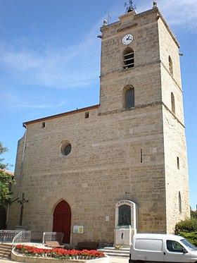 Eglise de Boujan