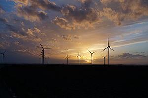 Autremencourt - Windmills in Autremencourt