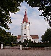 Fil:Önnarps kyrka 2.jpg