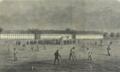 Øster Allé, cricketkamp mellem de københavnske og jydske spillere.png