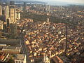 İstanbul view from İstanbul Sapphire observation deck Aug 2014, p11.JPG