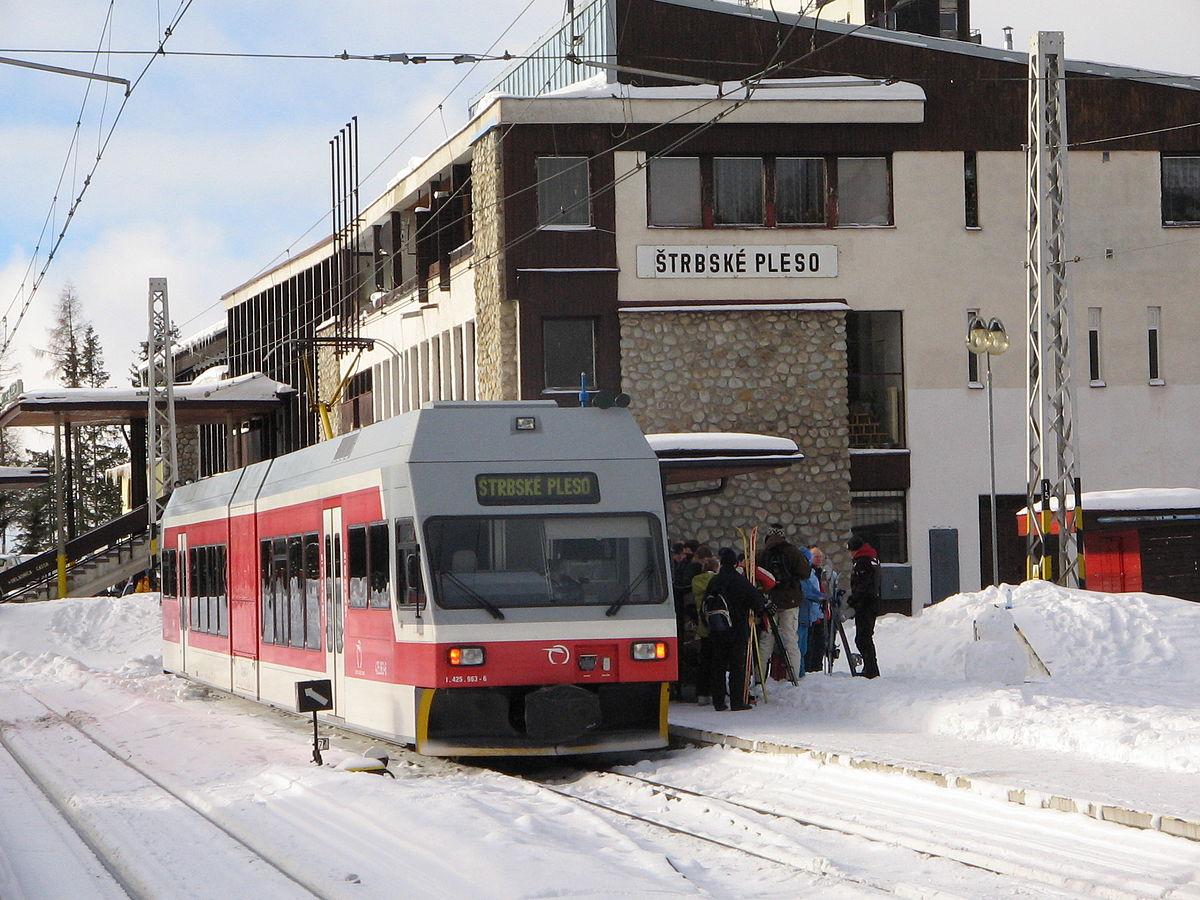 Trbsk 233 Pleso Railway Station Wikipedia