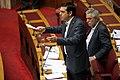 Ομιλία σε Επίκαιρη Ερώτηση του Προέδρου της Κοινοβουλευτικής Ομάδας του Συνασπισμού Ριζοσπαστικής Αριστεράς, Αλέξη Τσίπρα.jpg