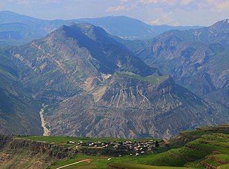 Dagestan - Mountains of Dagestan