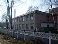 Адзін з дамоў па вул. Лейтэнанта Рабцава - panoramio.jpg