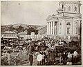 Базар в праздник в Цимлянской станице. 1875-1876.jpg