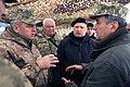 Бойові стрільби зенітних ракетних підрозділів Повітряних Сил та Сухопутних військ ЗС України (31894598658).jpg