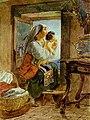 Брюллов Итальянка с ребёнком у окна.jpg