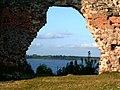 Вид на Большое Лудзенское озеро с Замковой горы - panoramio.jpg