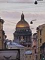 Вид на Исаакиевский собор с Большой Подъяческой - panoramio.jpg